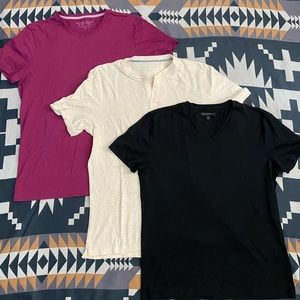 Banana Republic Tee Bundle